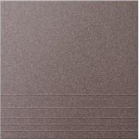 U110M  коричнево-розовый соль-перец рельеф, матовая 30x30