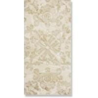 SMART Lappato Rettificato COTTON Decoro Leaves 32Х64.2