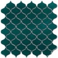 EMOI3030ARA03 Arabesque Turquoise 30.5x30.5
