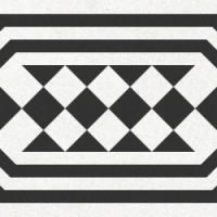 Керамогранит  черно-белый Gracia Ceramica 10300000040