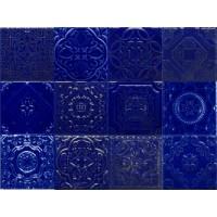 TES108141 Toledo Cobalto mix 15,8x15,8 15.8x15.8