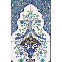 Керамическая плитка  40x60  Diffusion Ceramique DOFSHAL001