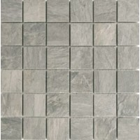 739359 Mosaico Ardoise Plombe Grip 30x30