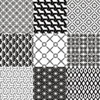Artesania black&white 60х60