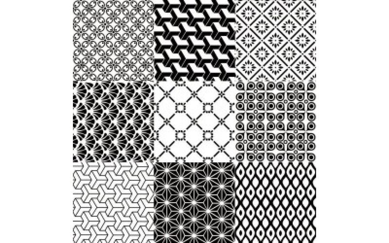 Керамогранит 43172 Artesania black&white 60х60 60x60 Realistik (Китай)