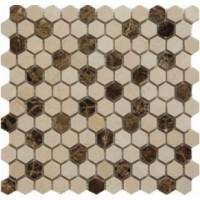 Мозаика  мраморная Muare 78796423
