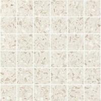 AS7R Marvel Terrazzo Cream Mosaico Lappato 30x30
