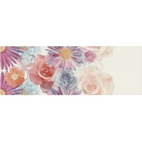People Malva Floral A 31,6х90