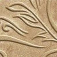 610090000580  Unica Dorato Bottone Leaf Lapp 7.2x7.2
