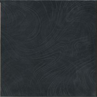 8L63 5th Avenue BLACK CHIC CIRCLE LAP/RET 80X80