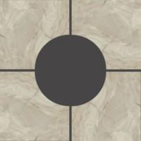 5021 Base Roseton Gris 4x50x50