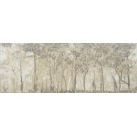 TNS0F  Tones Forest Design Border 40x15 15x40