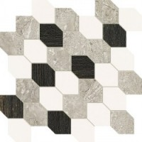 Мозаика  черно-белая TES78227 Maciej Zien
