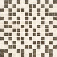 TES77248 Genesis коричневый+бежевый 30x30