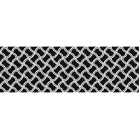 7VFNB2I Deco Dantan Filet Noir-Blanc 20x60