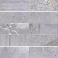 4100022 Jumble Cemento Mosaic 22,5x22,5