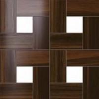 610110000070 Aston Wood Mahogany Mosaic Lap 45x45