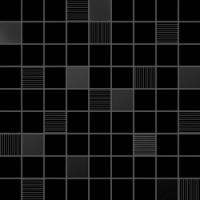 MOSAICO BLACK 31,6*31,6
