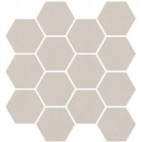 214511 Studio 1 Mosaico Hexagon Ivory 24,5x24,7