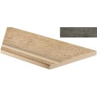 ANPW Axi Grey Timber Bordo Piscina Angolo Sx 30x60 LASTRA 20mm