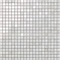 9MZW  Marvel Terrazzo White Micromosaico 30,5x30,5 30.5x30.5