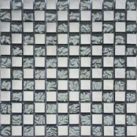 Мозаика для кухни зеркальная Alzare M8GB112