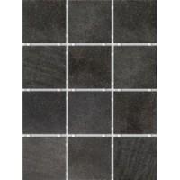 1222T Караоке черный, полотно 30х40 из 12 частей 9,9х9,9