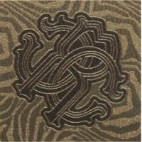 531719 Precious Wood Scudetto Araldico Oro 20x20