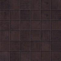 Beton Brown Lappato Mosaico 5x5 29.75x29.75