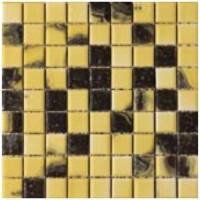 MOSL4 MOSAICO ORO/PELTRO (3x3) 30x30