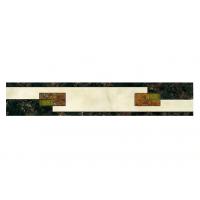 Декоративный элемент (Керамогранит) PERONDA MUSEUM OPALO-BACH-ONICE-ZAR Бордюр C. ZAR-B/P