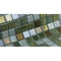 Мозаика  зелёная TES76708 Ezarri
