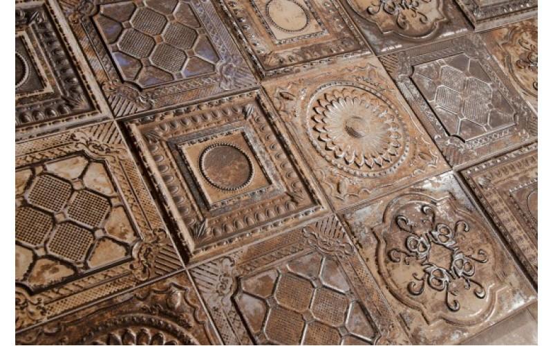 Керамическая плитка Коллекция TIN-TILE