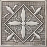 TACO CHIC PLATA 5x5