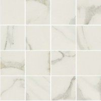 753302  I Classici Calacatta Gold Mosaico Matte 7.5x7.5 6mm 30x30