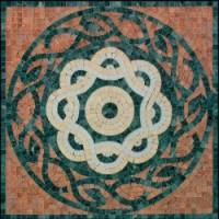 Мозаика  ковёр из плитки Natural PH-08
