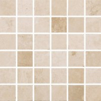 SMWT2A Large Square 30.5x30.5x1  Mosaic White