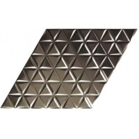 TES16959 Diamond Statuario Waves Anthracite 7x40 70x60