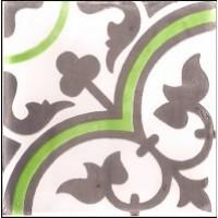 Керамическая плитка  метлахская Diffusion Ceramique TRC1515D08