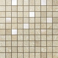 600110000858  Force Ivory Mosaic 30,5x30,5 30.5x30.5