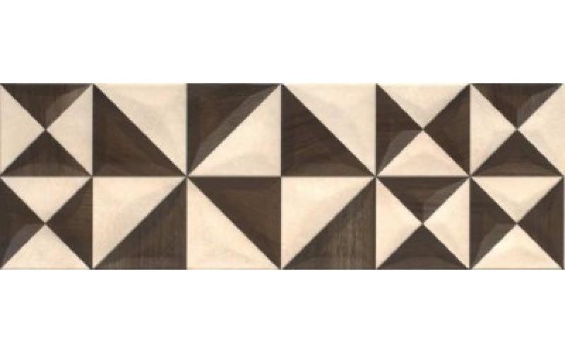 Керамическая плитка  Geometrica бежевый 25*75 25x75 Mei O-GEM-WIU011-96