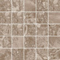 22749  D.SOLTO TAUPE MOSAIC/25X25/RW 25x25