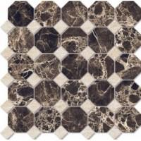 Мозаика для внутренней отделки Estima EL03/JZ02