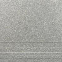 U123M  серый соль-перец, матовая 30x30