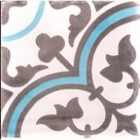 Керамическая плитка  метлахская Diffusion Ceramique TRC1515D05