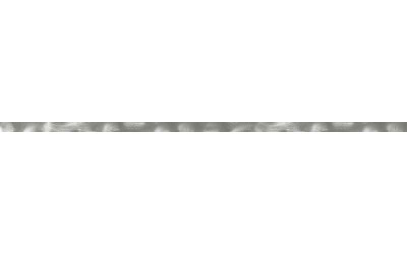 Керамическая плитка  Alum Silver 2,3x90 2.3x90 Dune 187128