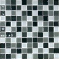 Мозаика  черно-белая Bonaparte TES80125