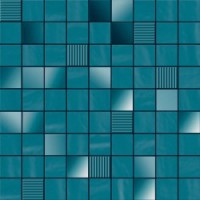 TES78272 MOSAICO PERLAGE TURQUOISE 31,6x31,6 31.6x31.6