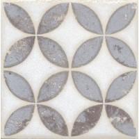 STG/A401/1266 Амальфи орнамент коричневый 9.9*9.9