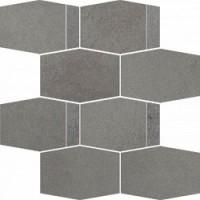 Naturstone Grafit Hexagon Mix 23,3х28,6